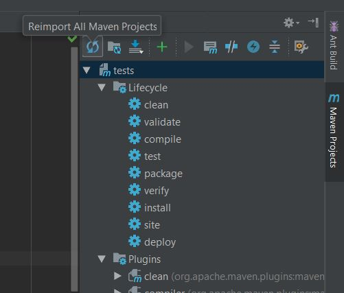 IntelliJ Maven Project example for Cucumber and Selenium